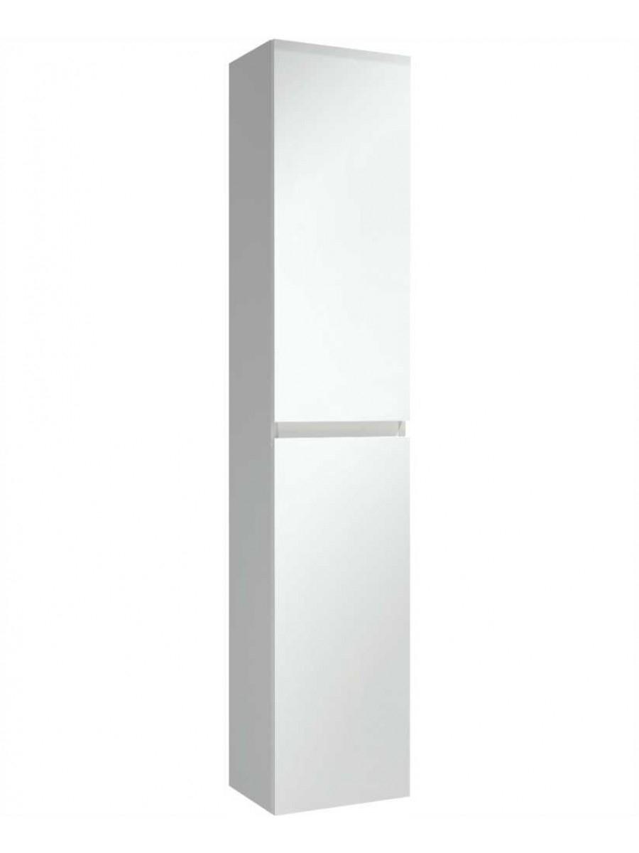 White 30cm Wall Column