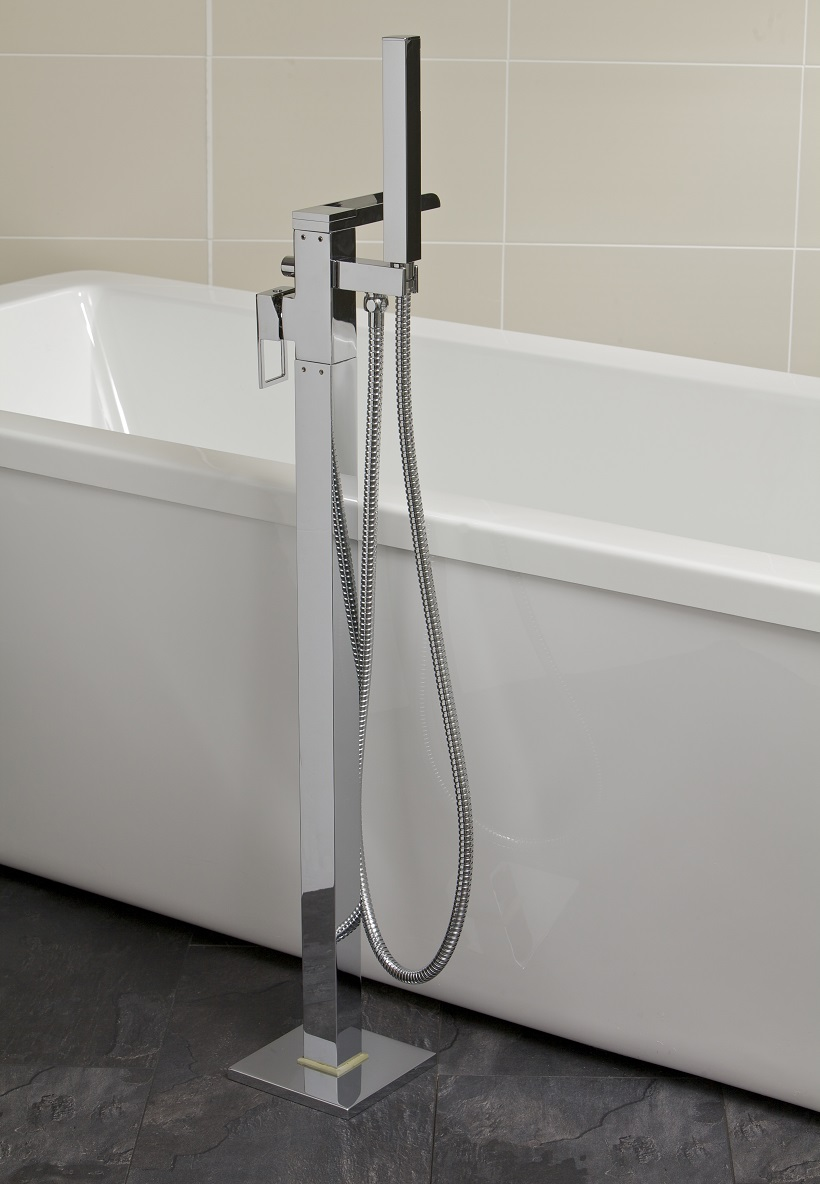 Della Freestanding Bath Shower Mixer