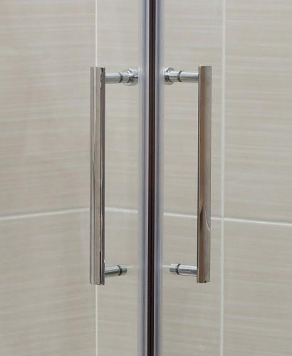 Rival 1000 x 800 bifold shower door for 1000 bifold shower door