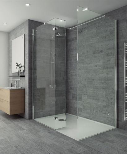 Salon Range 800 mm Wetroom Front Panel