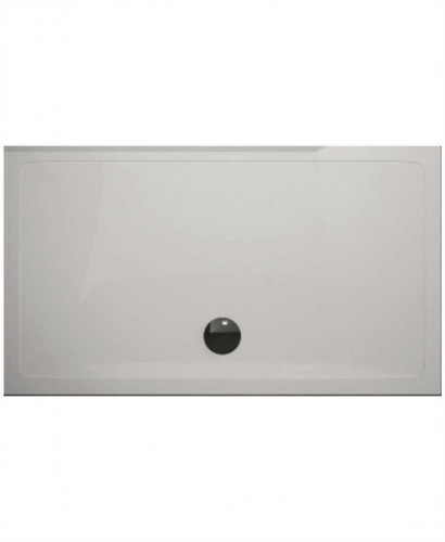 The Plane 25 mm 1500X800 Slimline Shower Tray And Free 90 mm Waste
