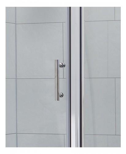 Cello range 1000 x 900 sliding shower door for 1000 bifold shower door