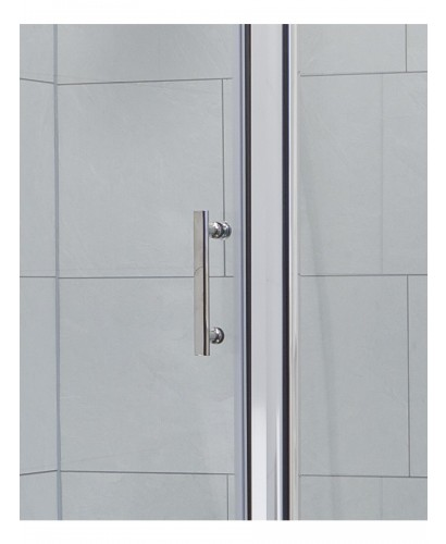 Cello range 1100 x 700 sliding shower door for Small baths 1100