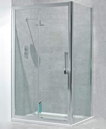 Avante  8mm 1200 x 900 Sliding Shower door