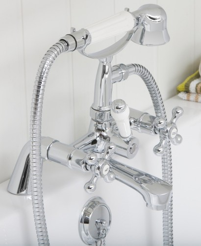 Ascot Bath Shower Mixer