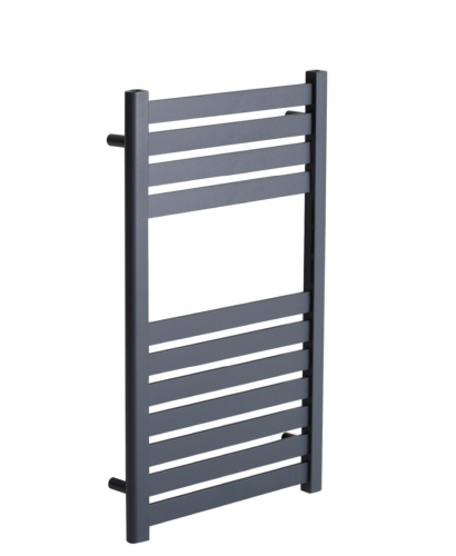 Titon 800 x 500 Heated Towel Rail Anthracite
