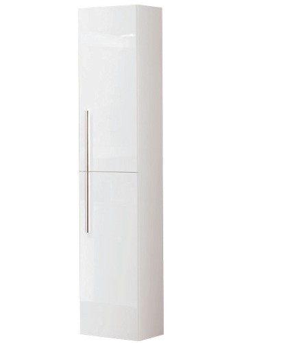 Athena White 30cm Wall Column