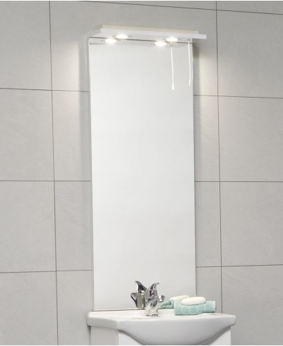 Blanco White 40 Mirror