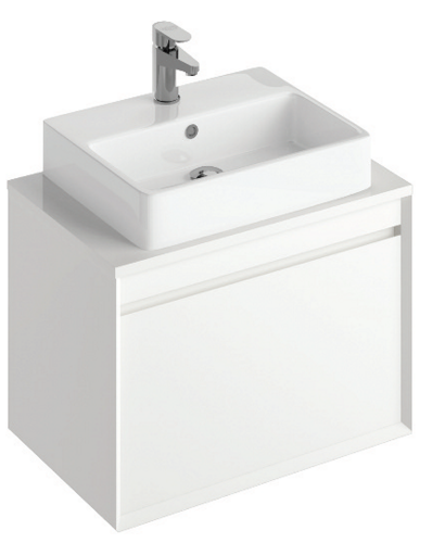 Regine 65cm Base Unit  White & Brook Basin