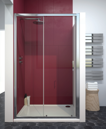 Cello Plus 1200 Sliding Door, Adjustment 1140 - 1190mm