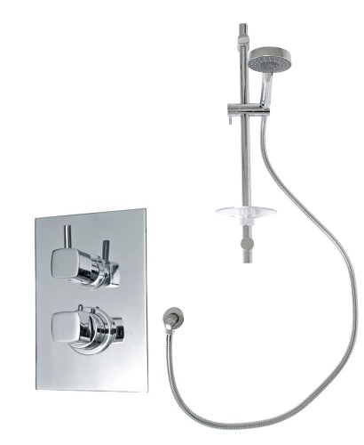 Mercury Thermostatic Shower Valve Kit H