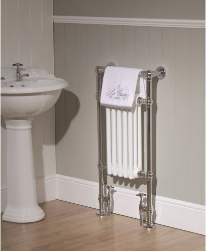 Creton 940 x 475 Heated Towel Rail