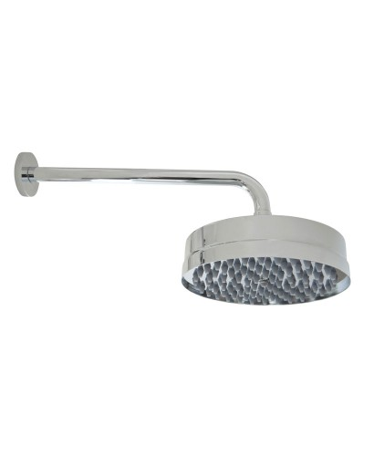 Marlden 200mm Shower Head & Wall Arm