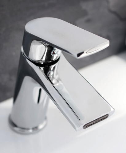 Derby Basin Mixer with  FREE Click Clack Waste - ** Further Reductions
