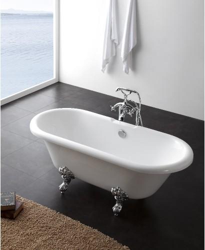 George 1750 x 780 Free Standing Bath