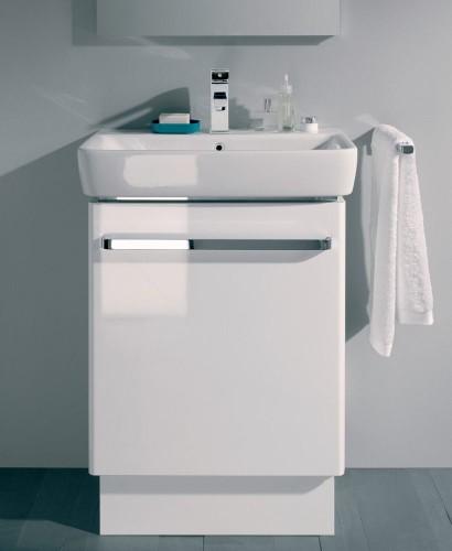 Twyford E200 600 White Vanity Unit Floor Standing