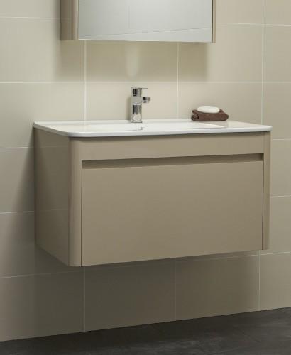 Elora 80cm Cappuccino Vanity Unit and Basin
