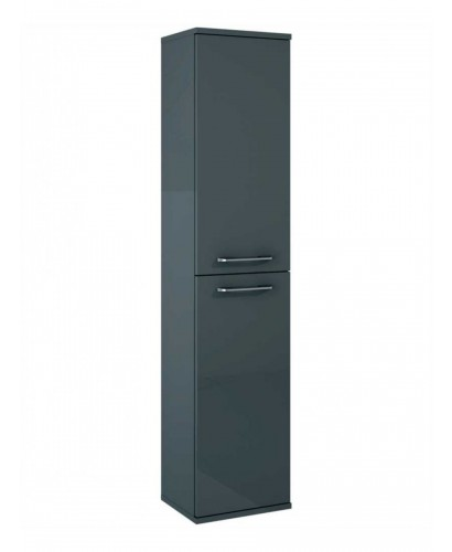 Soho Plus 30cm Gloss Grey Wall Column