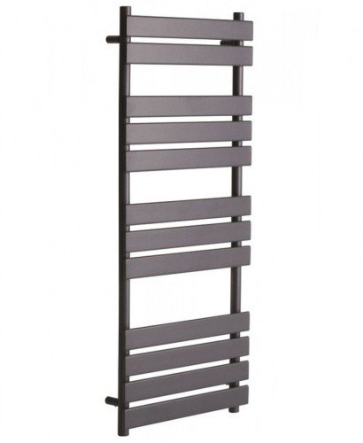 Heated Towel Rail Height From Floor: Wall Mounted Heated Towel Rails Mason 1200 X 500 Heated