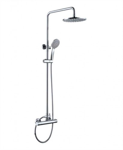 Quester Exposed Thermostatic Shower Kit