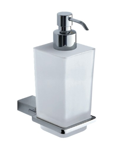 Kingston Soap Dispenser Chrome