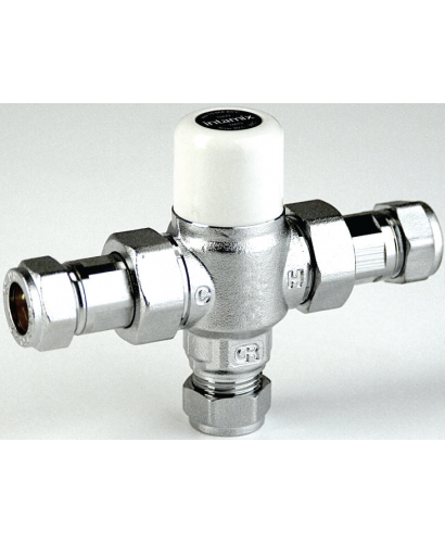 Intamix Thermostatic Mixing Valve 22mm