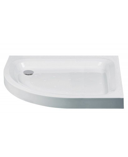 JT Ultracast 1200 x 900 Offset Quadrant Shower Tray LH