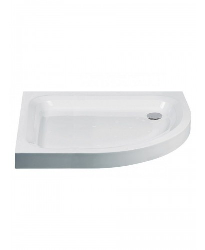 JT Ultracast 900 x 800 Offset Quadrant Shower Tray RH
