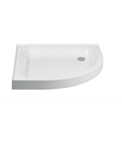 JT Ultracast 800 Quadrant 2 Upstand Shower Tray 550mm Radius