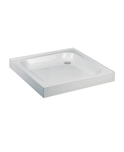 JT Ultracast 760 Square 4 Upstand Shower Tray