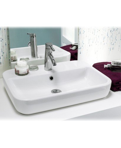 Verona Countertop Basin Square