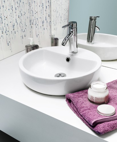 Verona Countertop Basin Ring