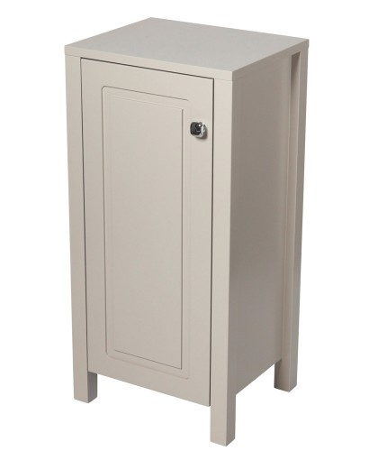 Ashbury Traditional 40cm Small Storage Unit Stone - ** 60% Off