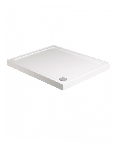 Slimline 1600 x 900 Rectangle Shower Tray with 4 Up Stands - Anti Slip ** Special Order
