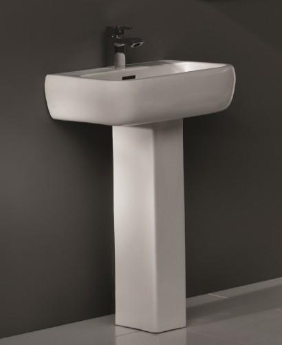 RAK Metropolitan Basin 52cm and Pedestal