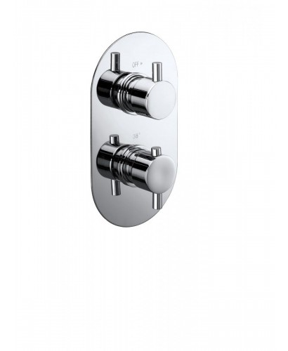 Emion Dual Control Exposed Thermostatic Shower Valve **  60% Off
