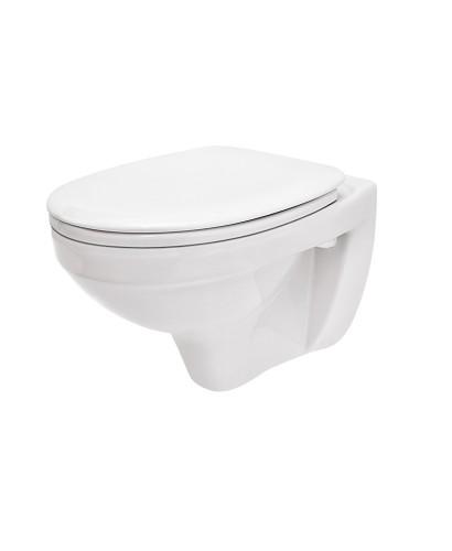 Modena Wall Hung Toilet & Seat