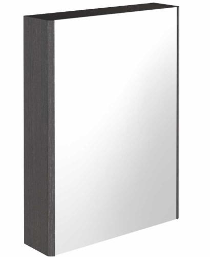 Regine Dark Wood 55 Mirror Cabinet ** Further Reductions**