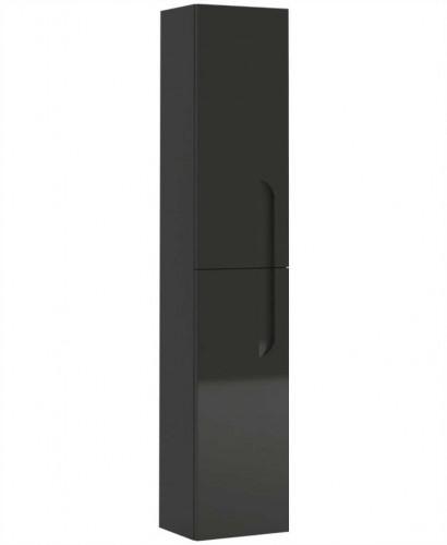 Pravia Gloss Grey 30cm Wall Column - ** 70% OFF