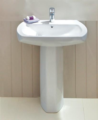 Spark Basin 60cm & Pedestal