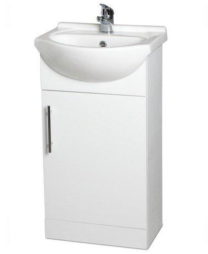 Blanco 45cm Vanity Unit, Basin and Tap** an extra 10% off with code EASTER10