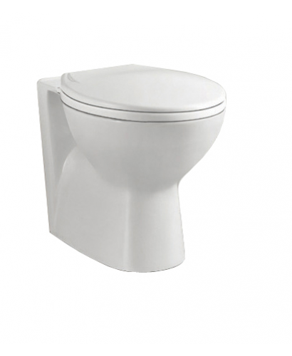 Trista Back to Wall Toilet & Seat