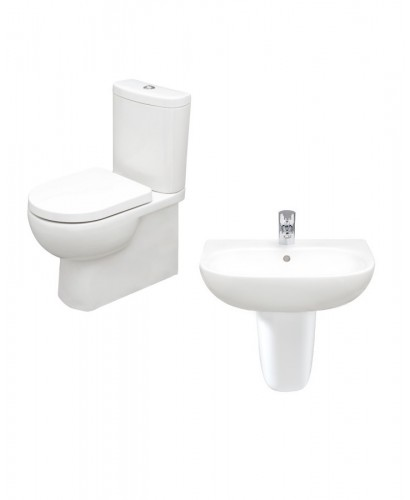Toilet And Wash Basin Sets Rak Tonique Toilet And Washbasin Set With