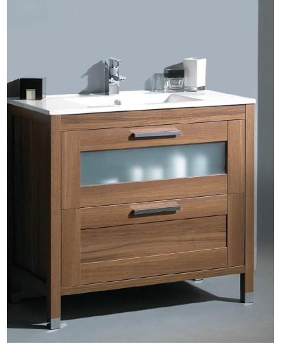 Torres 100cm Vanity Unit  & Totano Washbasin