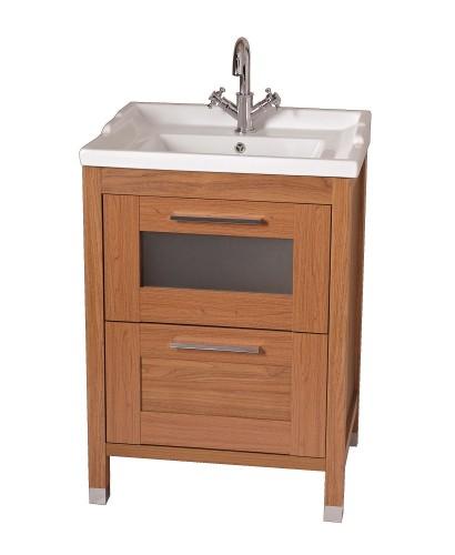 Torres 60cm Vanity Unit & Vitaria Washbasin