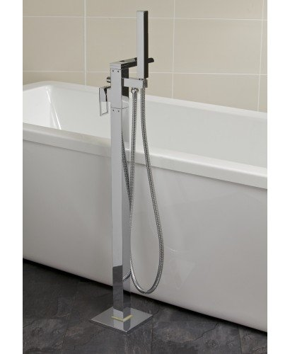 Della Freestanding Bath Shower Mixer - *70% OFF
