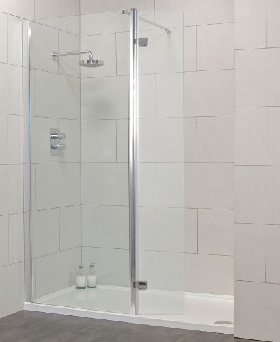 LIFE 300mm Wetroom Flipper Panel