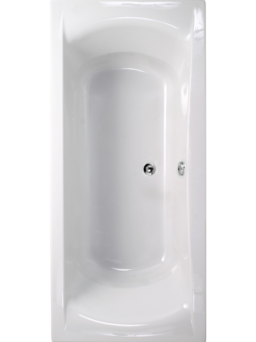 Oxford 1800x800 Double Ended Bath