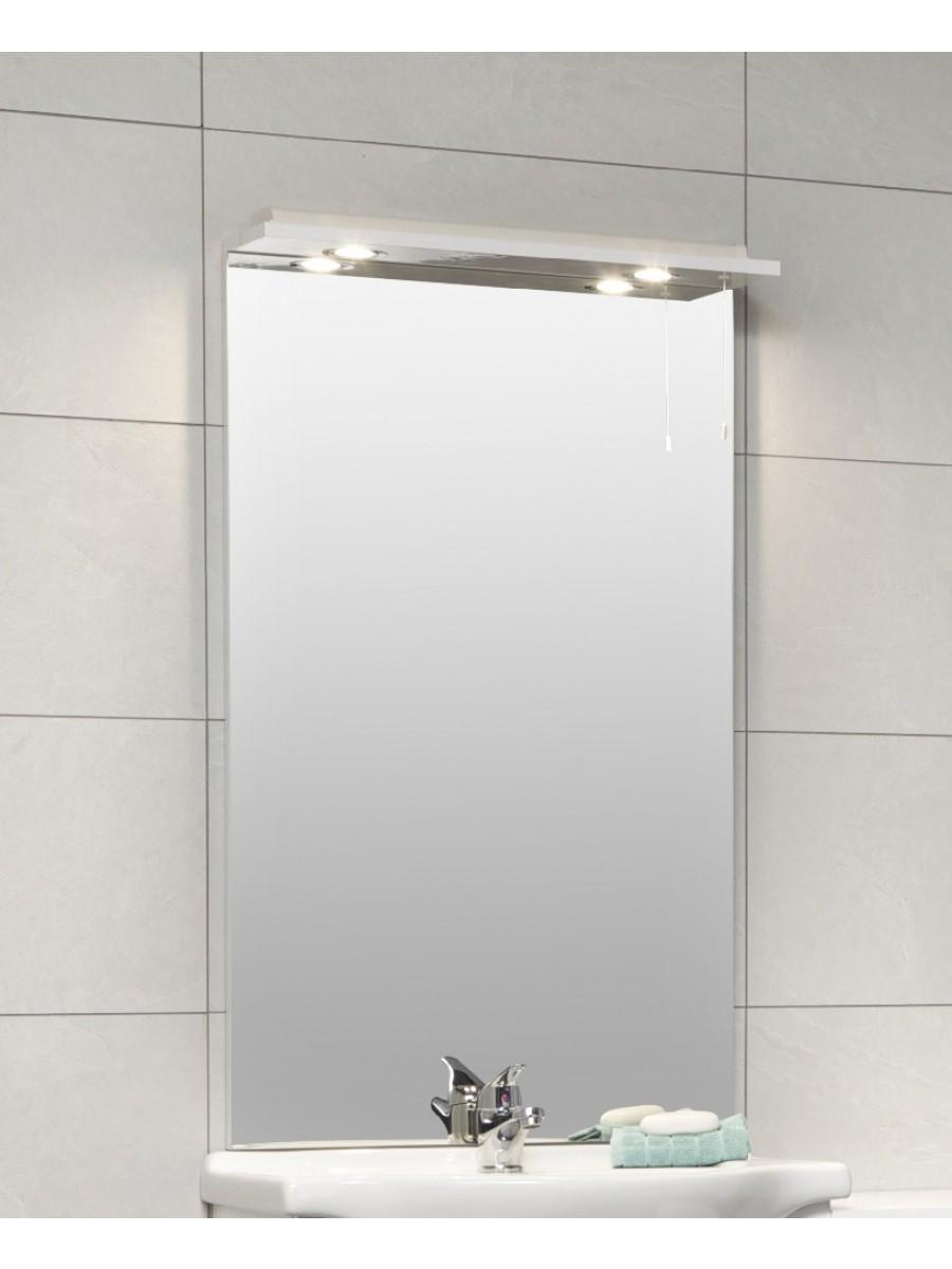 Mirrors cabinets blanco 60 mirror for Mirror 40 x 60