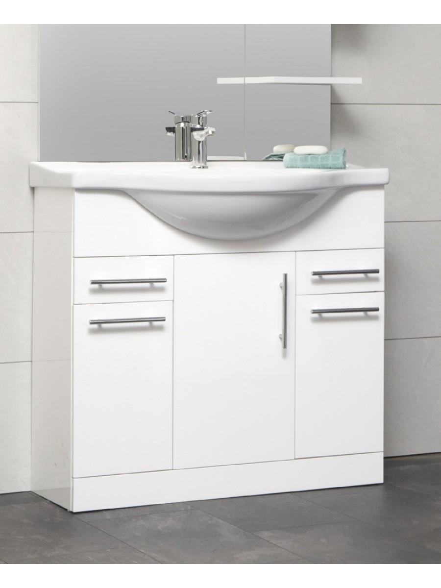 Blanco 75cm Vanity Unit
